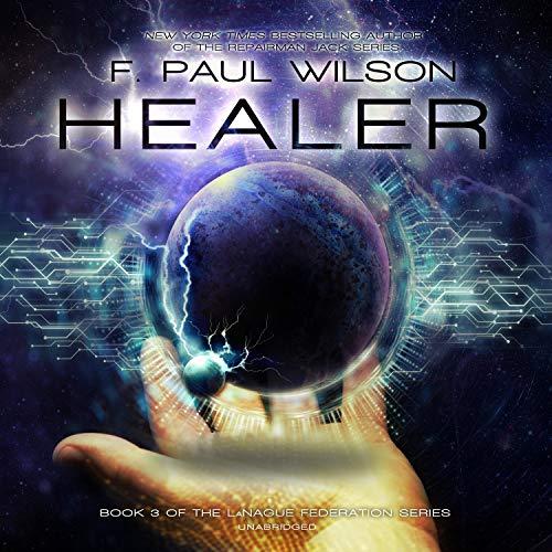 Healer cover art