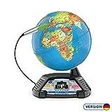 Vtech 80-605404 Interaktiver Videoglobus