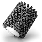 EHRHOLZ Cepillo abrasivo apto para lijadora de cepillo Makita 9741 | Cepillo estructurado | Cepillo satinado | Calidad profesional | para el tratamiento de madera y metal