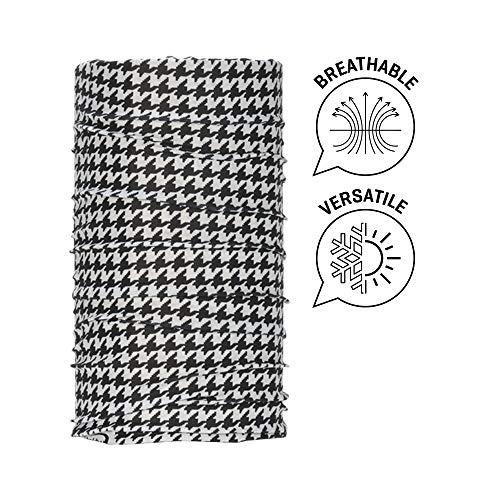 Wind Extreme Tubulaire Cock Polyester Blanc/Noir Unique