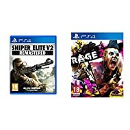 Product 1: Remastered from the 2012 favourite, Sniper Elite V2 will see you parachuted into World War 2 Berlin amidst the Germans' final stand. Product 1: All DLC Included - Take down the Führer, with all DLC missions, maps & weapons. Product 1: Phot...