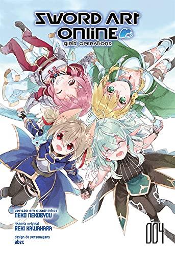 Sword Art Online - Girls' Operation Volume 4