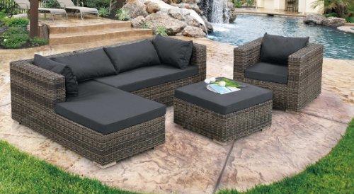 VIG Furniture Renava Kokomo - Modern Outdoor Sofa Set