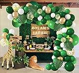 Dschungel Luftballons 140 Stück Kindergeburtstag Party