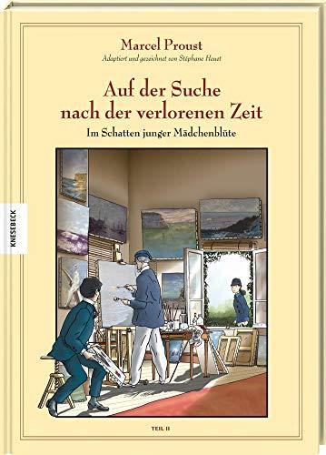 Buchseite und Rezensionen zu 'Auf der Suche nach der verlorenen Zeit (Band III)' von Stéphane Heuet