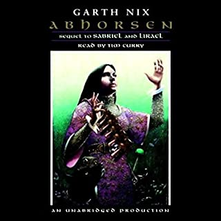 Abhorsen                   By:                                                                                                                                 Garth Nix                               Narrated by:                                                                                                                                 Tim Curry                      Length: 11 hrs and 13 mins     2,932 ratings     Overall 4.8