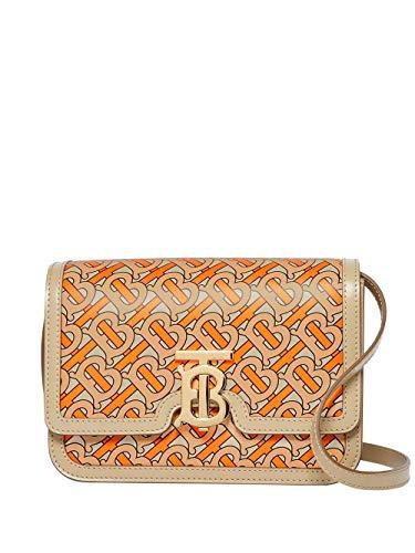 Luxury Fashion | Burberry Dames 8015971 Beige Leer Schoudertassen | Herfst-winter 19