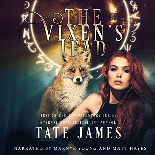 The Vixen's Lead audiobook cover art