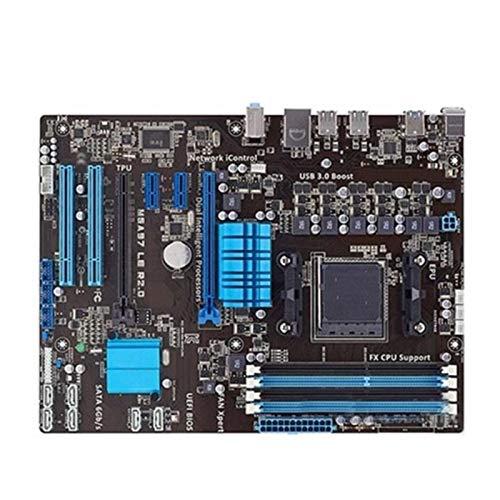 ALBBMY Tarjeta madre para juegos para ASUS M5A97 LE R2.0 Socket AM3+DDR3 USB2.0 USB3.0 32 GB 970 Desktop Motherboard PC Gaming Motherboard