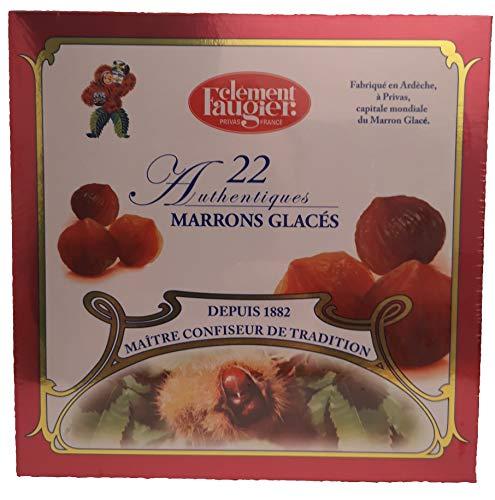 Clément Faugier - Marrons Glacés - Boîte de 22