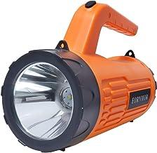 Eornmor Ultra Bright Handheld Flashlight 6000 Lumens 6000mAH Large Portable USB Rechargeable LED Spotlight Flashlight High...