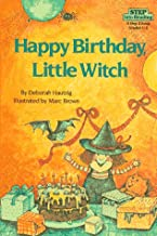 Best happy birthday little witch Reviews