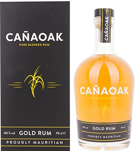 Canaoak Pure Blended Gold Rum - 700 ml