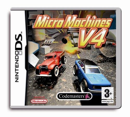 Codemasters Micro Machines V4, NDS
