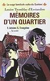 Mémoires d'un quartier de Louise TREMBLAY d'ESSIAMBRE (18 avril 2013) Poche - 18/04/2013