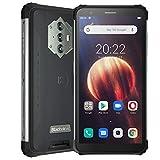 Blackview BV6600 (2021), 5,7' Android 10 4G Smartphones Ohne Vertrag, 8580 mAh Akku, 4 GB RAM 64 GB...