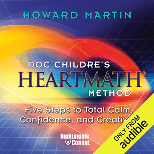 HeartMath Method audiobook cover art