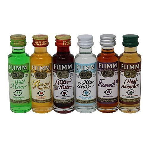 FLIMM MINI-MIX - 6er Mini-Mix (6x 20ml)