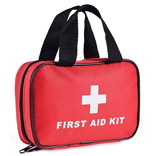 SlimK Small First Aid Kit for Car T…