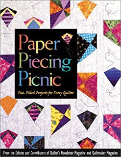 Paper Piecing Picnic: Fun-Filled Projects for Every Quilter