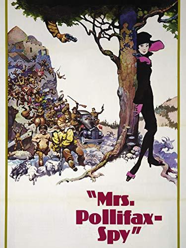 Mrs Pollifax Spy