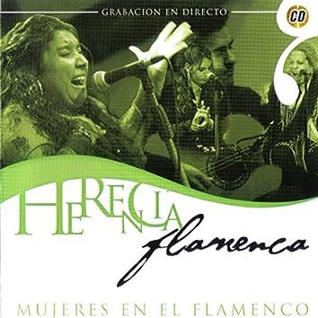 Herencia Flamenca. Mujeres en el Flamenco
