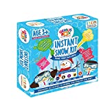Let your 3+ child learn creatively science STEM Activity. Make your child fun learn Science Technology Engineering and Maths with Genius Box. Instant Snow Kit aims to provide a fun learning experience in chemistry. Instant Snow Kit is an innovative a...
