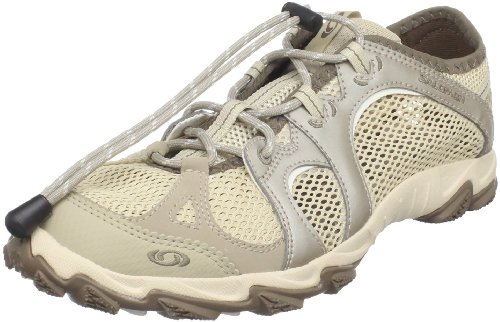 SALOMON Light Amphib 3 Dames wandelschoenen, Bruin, UK8