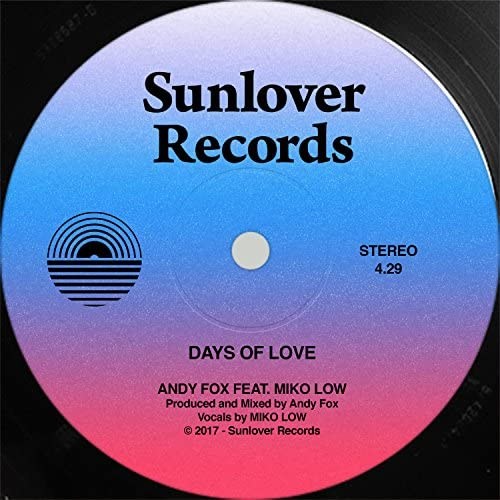 Andy Fox feat. Miko Low