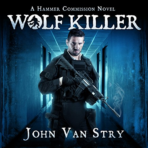 Wolf Killer audiobook cover art