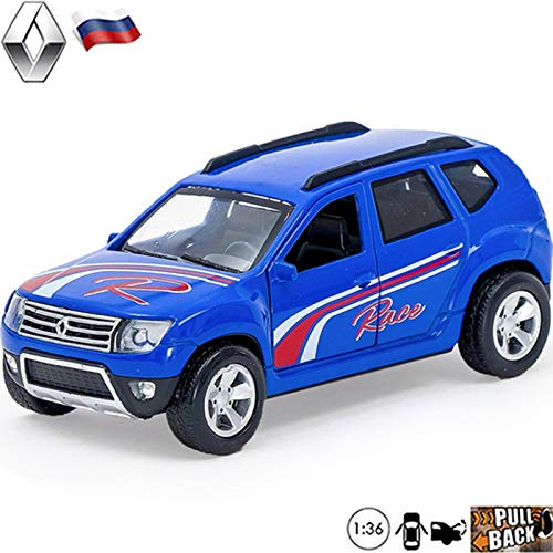 1:36 Scale Diecast Metal Model Car Renault Duster Sport Russian Die-cast Toy Cars -  Russian Toys, DUSTER-SPORT