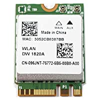 BCM94350ZAE DW1820A 802.11AC 867Mbps Bcm94350 M.2 NGFF WiFi Wireless Network Card Is Better Than Bcm94352Z Dw1820