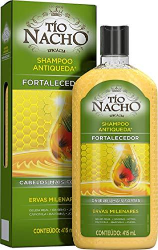 Shampoo Tio Nacho Ervas Milenares 415Ml, Tio Nacho