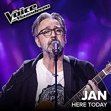 Here Today (The Voice Van Vlaanderen 2017 / Live)