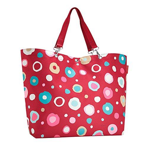 Reisenthel Shopper XL Funky Dots 2 - Schultertasche Umhängetasche Strandtasche