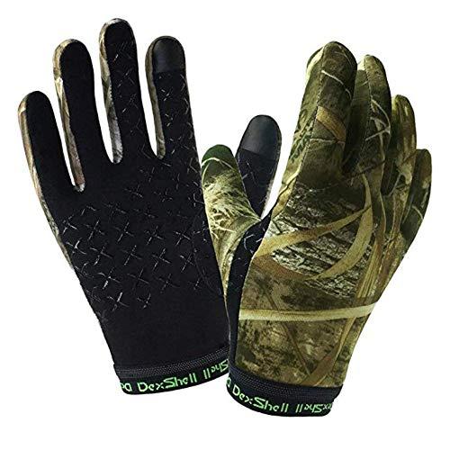 DexShell Wasserdichte Drylite Handschuhe – Realtree Max-5 – S/M
