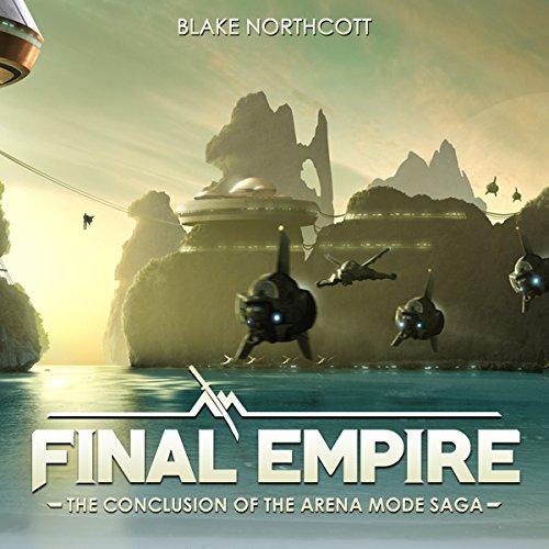 Final Empire audiobook cover art
