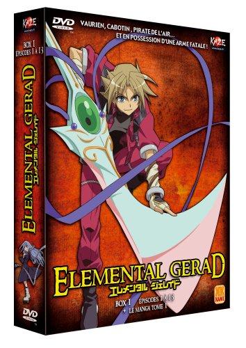 Elemental Gerad-Box 1/2 [Édition Collector]