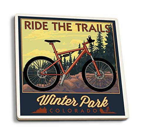 Mountain Bike Coasters