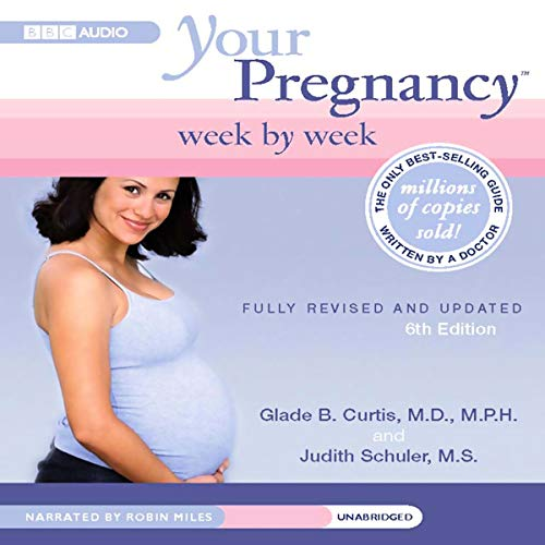 Your Pregnancy Week by Week audiobook cover art