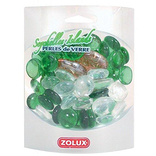Zolux Perles de Verre Seychelles Islands pour Aquarium