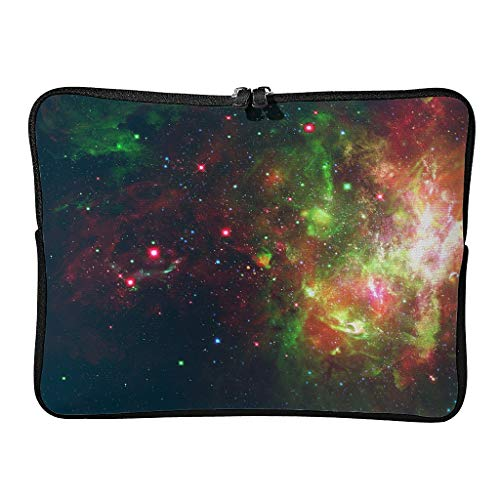 Regular Laptop Bags Retro Reusable - Space Laptop Cases Suitable for Commuter white2 13inch