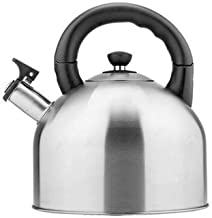 MSWL Kettle, Stainless Steel Kettle Teapot Choose A Gorgeous Teapot, Whistle My Fastest Boiling, Surgical Stainless Steel ...