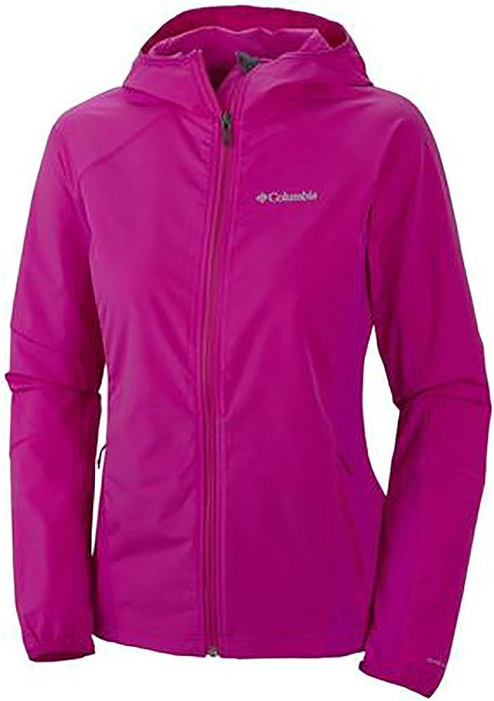 Columbia Sportswear Women's Plus-Size Sweet as Softshell Hoodie