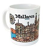 DONSOUVENIR MUG Mallorca Modelo: SA SEU.