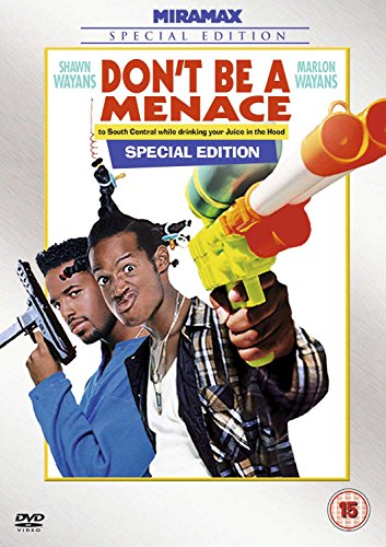 Dont Be A Menace To South Central While Drinking Your Juice In The Hood [DVD]