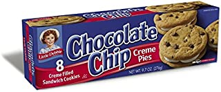 Little Debbie Snack Cakes (Chocolate Chip Creme Pies)