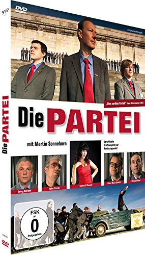 Die Partei - Der Film - [DVD] Deluxe Edition