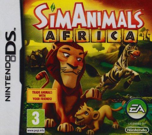 SIMANIMALS AFRICA / SOLO CARTUCHO / Nintendo DS Juego EN ESPANOL Compatible Nintendo DS LITE-DSI-3DS-2DS-3DS XL-2DS XL ** ENTREGA 2/3 DÍAS LABORABLES + NÚMERO DE SEGUIMIENTO **