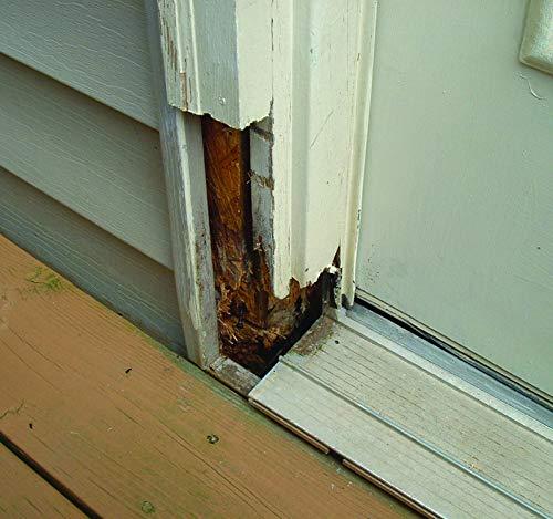 """8″ FrameSaver Exterior Door Frame Rot Repair Kit (4-9/16"""")…"""